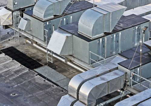 commercial hvac rooftop