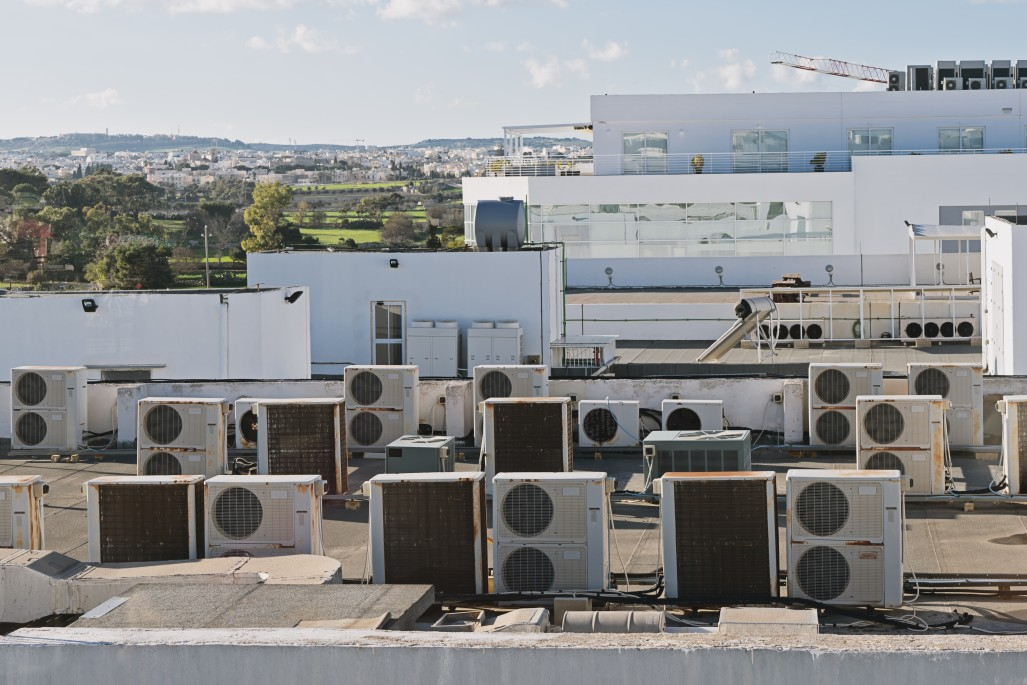 Tacoma Commercial HVAC Rooftop Units